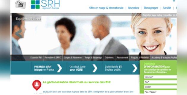Sigma-RH mise sur la géolocalisation - D.R.