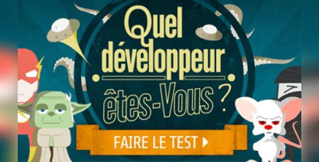 ChooseYourBoss drague les développeurs IT avec un test de personnalité - D.R.