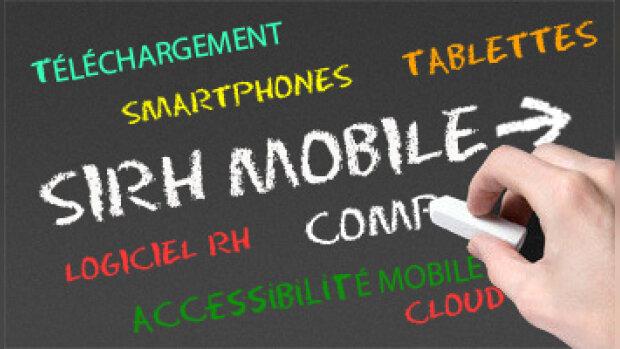 SIRH mobile : où en est-on ?