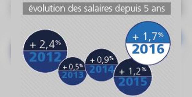Baromètre des salaires 2016: quelles sont les nouvelles tendances des salaires cadres? - D.R.