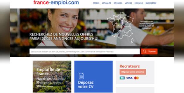 France Emploi: un an après, le pari est-il tenu? - D.R.
