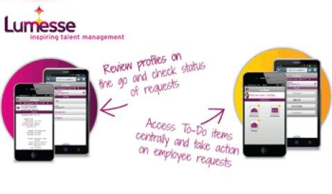 Lumesse développe sa solution de gestion des talents en version mobile
