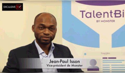 3 min avec Jean-Paul Isson, Monster Worldwide