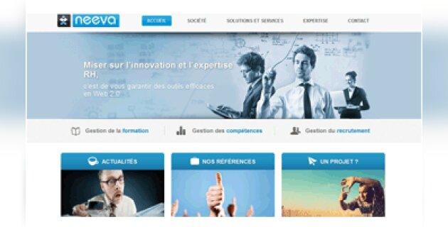 Neeva investit dans un nouveau site web - D.R.
