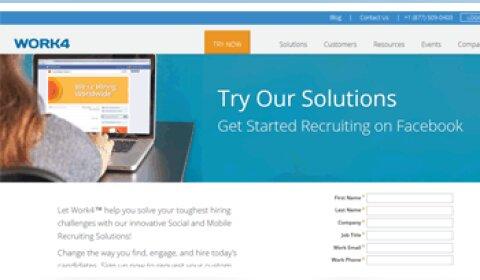 Facebook séduit de plus en plus les recruteurs des PME