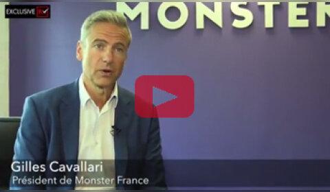 3 min avec Gilles Cavallari, Monster