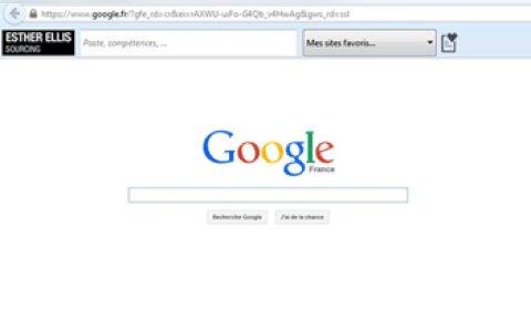 Esther Ellis lance un outil facilitant le sourcing de CV dans Google