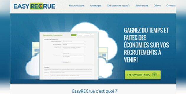 La start-up easyRECrue lance une solution d'entretien vidéo différé - D.R.