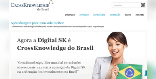 CrossKnowledge rachète Digital SK - D.R.