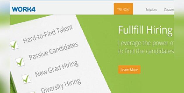 Work4 lance la solution Graph Search Recruiter sur Facebook - D.R.