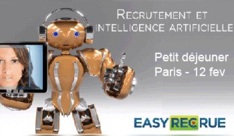 Exit les recruteurs, place aux robots ?