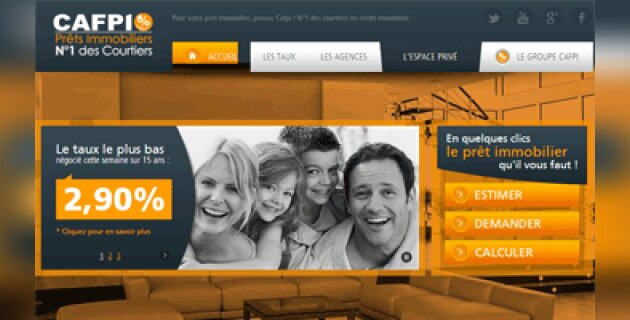 CAFPI: un nouveau site tourné vers les professionnels - D.R.