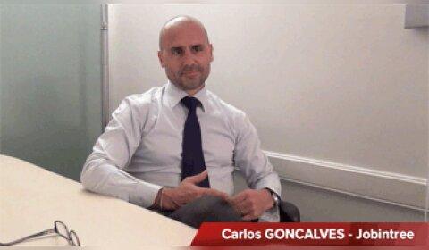 4 min 30 avec Carlos Goncalves, co-fondateur de Jobintree