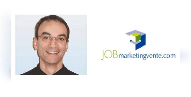 «Nous anticipons un chiffre d'affaire en augmentation de 25%» O Guichardon, Jobmarketingvente - D.R.