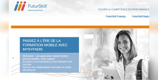 Skill Explorer, la nouvelle plateforme d'évaluation de FuturSkill - D.R.