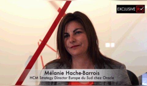 3 min avec Mélanie Hache-Barrois, Oracle