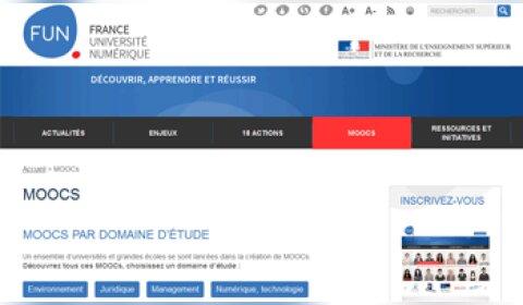 Les MOOC prennent de l'ampleur en France