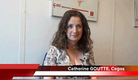 4 min 30 avec Catherine Goutte, directrice développement du groupe Cegos