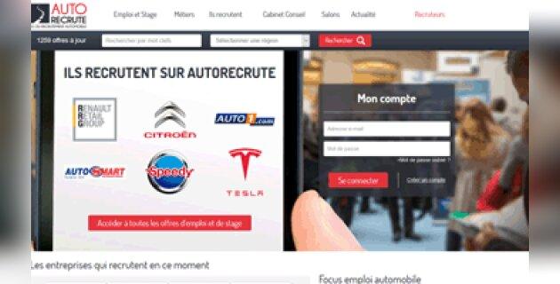 Autorecrute.com s'offre un coup de jeune - D.R.