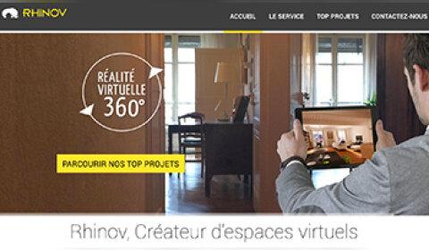 Rhinov : une offre prometteuse qui démocratise la réalité virtuelle dans l'immobilier ancien