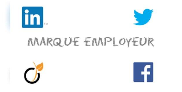 Digital RH -  L'impact des réseaux sociaux sur la marque employeur - D.R.