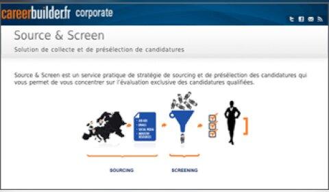 « Source&Screen externalise le sourcing à un prix modique », Jonathan Tilly, CareerBuilder France