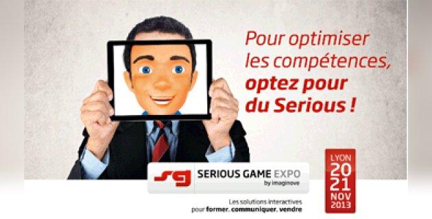 Rendez-vous au Serious Game Expo à Lyon les 20 et 21 novembre - D.R.
