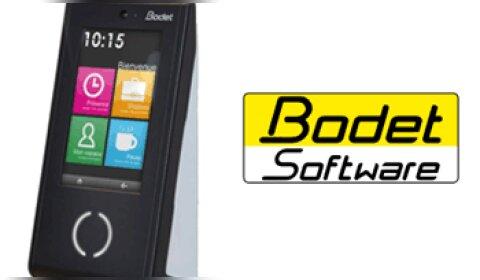 Bodet Software dévoile une badgeuse dernière génération