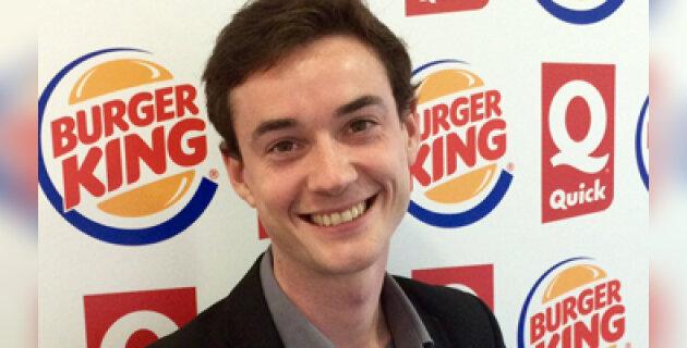 «Visiotalent nous permet de répondre à un objectif d'intégration à 7 jours», Simon Dormois, Burger King & Quick - D.R.