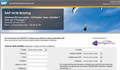 SAP clarifie sa stratégie SaaS