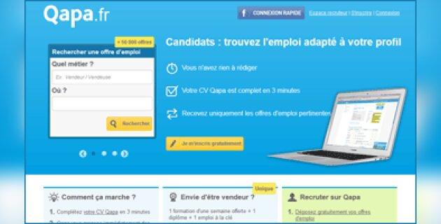 «Qapa.fr met en relation un recruteur et un candidat pour moins de 30 euros», Stéphanie Delestre - D.R.