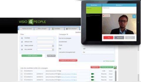 Visio4People s'enrichit de nouvelles fonctionnalités