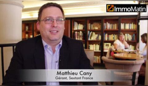 3 min avec Matthieu Cany, gérant de Sextant France