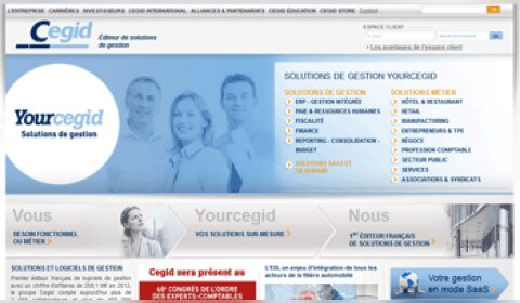 Cegid lance une nouvelle version de son ERP Yourcegid