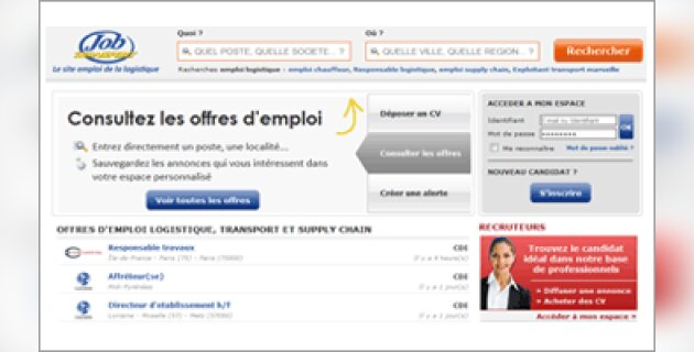 Jobtransport organisera un salon de recrutement à Lyon - D.R.