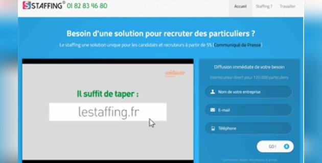 LeStaffing.fr répond aux besoins de staffing ponctuel - D.R.