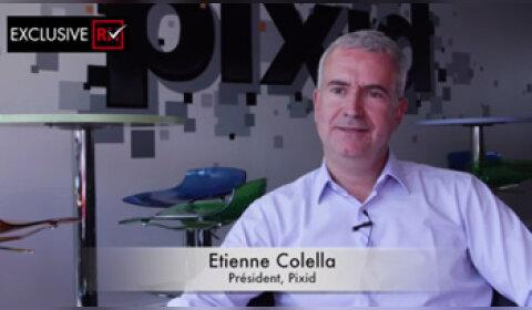 3 min avec Etienne Colella, président de Pixid
