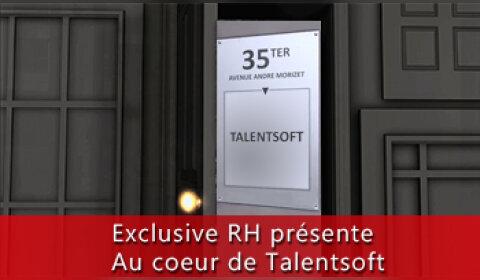 Vidéo - Au cœur de Talentsoft