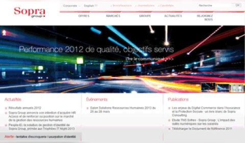 Sopra Group va racheter HR Access