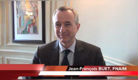 4 min 30 avec Jean-François Buet, Président de la FNAIM