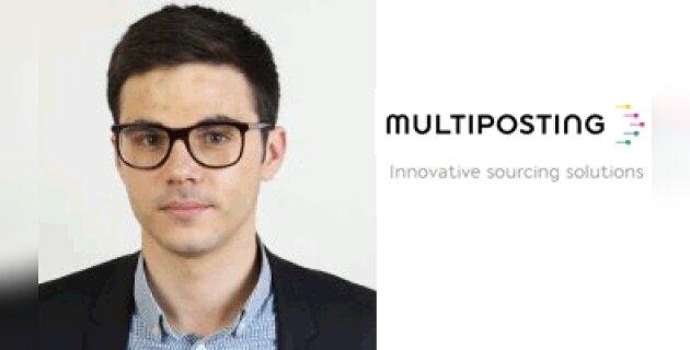 «Nous nous intéressons de plus en plus à l'analyse de données», Simon Bouchez, Multiposting - D.R.