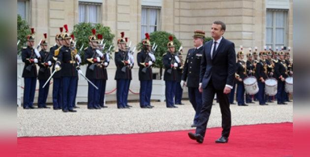 Les 4 mesures à retenir du programme social de Macron - D.R.