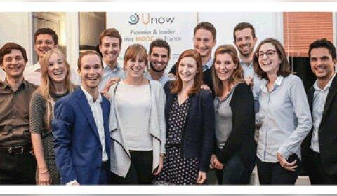Grace à ses MOOC, Unow lève 800 000 euros