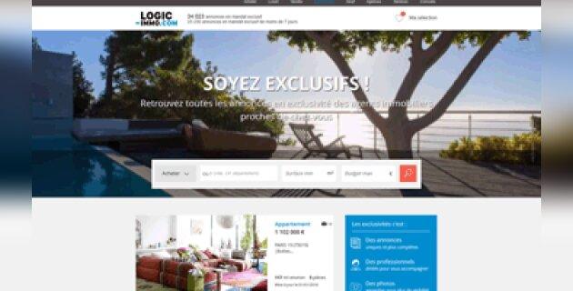 Logic-Immo lance un portail dédié aux mandats exclusifs - D.R.