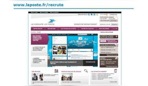 La Poste clarifie sa stratégie marque employeur