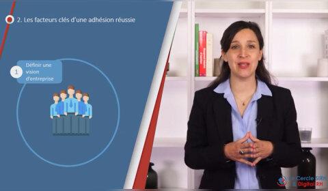 Vidéo - MOOC SIRH: Comment accompagner le changement? - D.R.