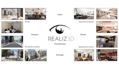 MyCloud3D change de nom et devient REALIZ3D