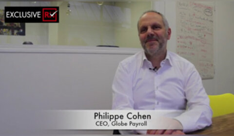 3 min avec Philippe Cohen, CEO, GlobePayroll