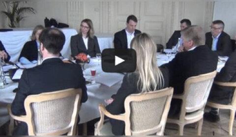 Vidéo - L'université de printemps du SIRH 2014