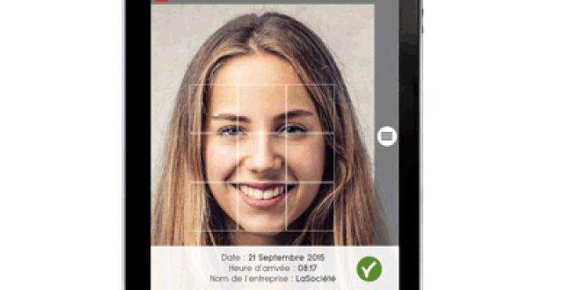 La reconnaissance faciale s'invite dans les solutions de pointage - D.R.